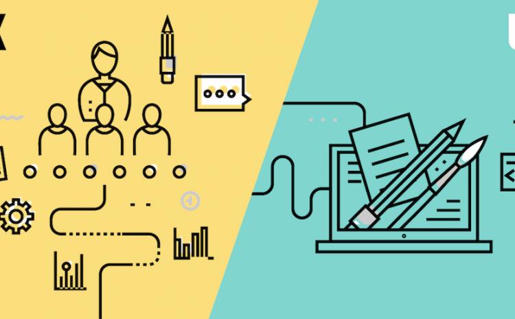 اهمیت UI و UX در طراحی وب سایت